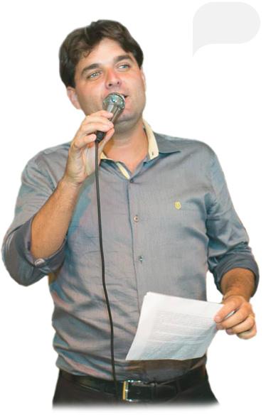 Palestra Leonardo Gontijo