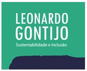 Logo Leonardo Gontijo Palestrante e Consultor