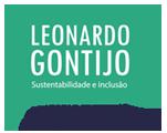 Logomarca Leonardo Gontijo Palestrante e Consultor