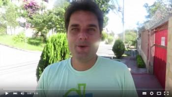 Vídeo: A importância do esporte na vida do meu irmão Dudu do Cavaco