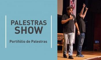 Portifólio de Palestras Manodown 2019